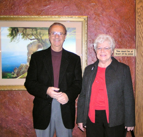Ken and Bev Tussey Chesser